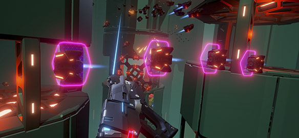 Игра VR Invaders стала доступна на PlayStation VR