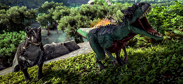 ARK: Survival Evolved для PlayStation 4