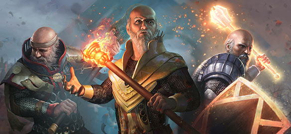 Path of Exile: обновление The Fall of Oriath