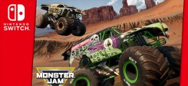 Monster Jam Steel Titans на Nintendo Switch