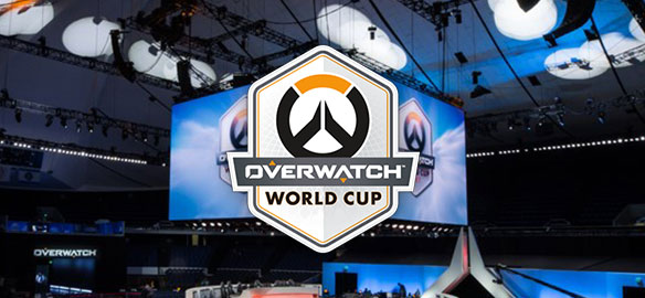Итоги Overwatch World Cup 2017 [Blizzcon 2017]