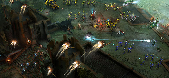 Облики и доктрины в игре Warhammer 40000: Dawn of War III