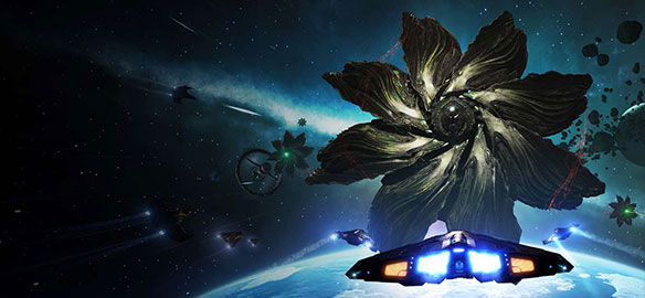 Премьера Elite Dangerous: Beyond — Chapter Two уже в июне