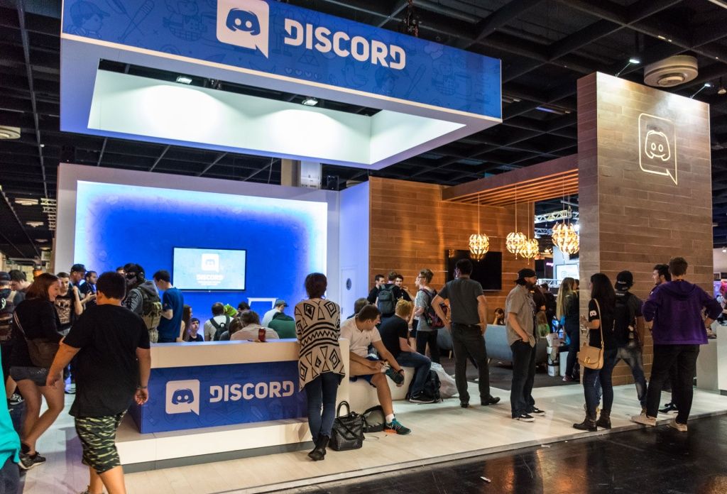 Discord on gamescom2017